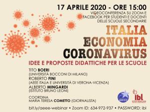 Webinar IBL AEEE Italia