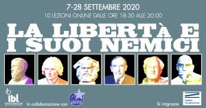 La libertà e i suoi nemici Corso Web IBL AEEE Italia